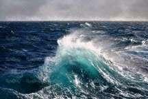 سرعت باد در جزیره های خلیج فارس به 45 کیلومتر در ساعت می رسد