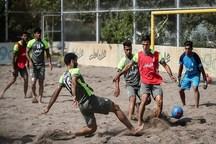 بازیکن هرمزگانی به اردوی تیم ملی فوتبال ساحلی دعوت شد