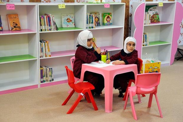 12 هزار کتاب کودک در کتابخانه مرکزی ارومیه نگهداری می شود