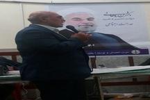 پیام اصلاحات حضور پرشور مردم در انتخابات است
