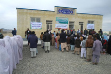 مدرسه 2 کلاسه خیری در زاهدان افتتاح شد