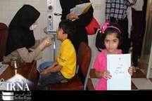 چهار هزار نوآموز بدو ورود به دبستان در خرمشهرمورد سنجش سلامت قرار می گیرند