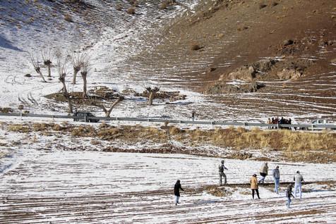 بارش برف و باران از پنجشنبه در کشور