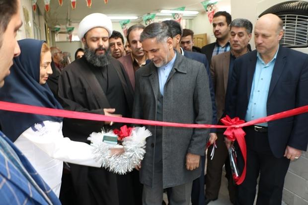 مرکز نگهداری از سالمندان در ورامین افتتاح شد