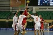 رقابت های هندبال منطقه 2 کشور در شهرکرد آغاز شد