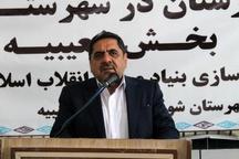 لزوم همکاری مردم خوزستان در روند بازسازی  اتمام بازسازی و احداث واحدهای مسکونی شعیبیه تا پایان سال جاری