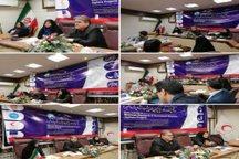 دوره بین المللی توان افزایی اسفیر برای امدادگران در مشهد برگزار شد