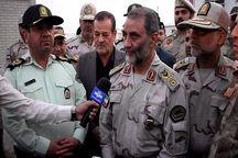 فرمانده مرزبانی ناجا:مشکل امنیتی برای تردد زائران اربعین وجود ندارد
