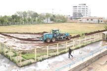 زمین فوتبال ورزشگاه استقلال سنندج به چمن مصنوعی مجهز می شود
