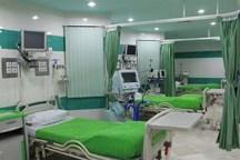 بیمارستان صحرایی 65 تختخوابه در خرم آباد برپا شد