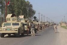 عملیات امنیتی گسترده در شمال بغداد علیه تروریستها
