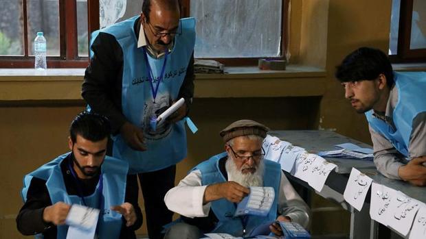 نتایج انتخابات افغانستان همچنان در ابهام