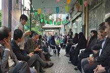 ستادهای انتخاباتی رئیسی، روحانی و قالیباف در دلیجان فعال شد