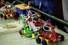 رقابت دانش آموزان خراسانی در مسابقات روباتیک
