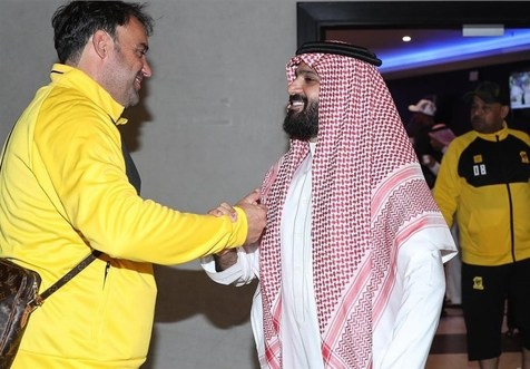 رئیس باشگاه الاتحاد: بازیکنان به هواداران عیدی دادند