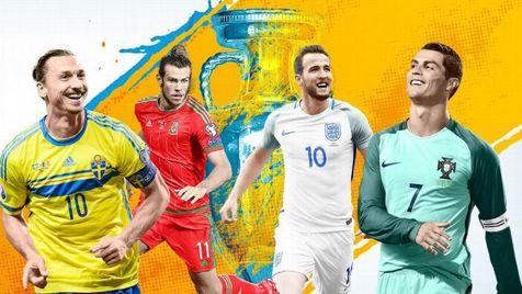 گزارش زنده از آغاز یورو ۲۰۱۶