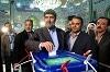 علی مطهری با حضور در حسینیه ارشاد رای خود به صندوق انداخت