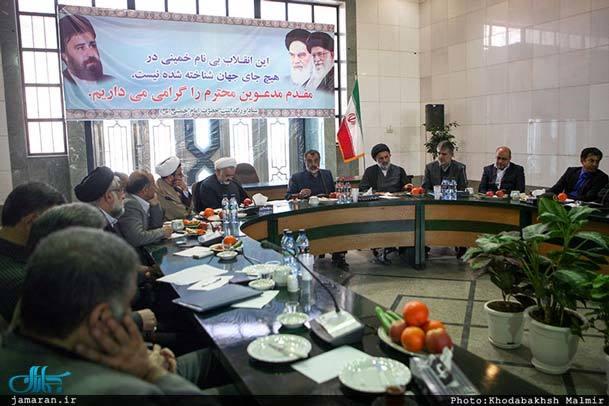 فیلم / نخستین جلسه ستاد برگزاری مراسم بیست و ششمین سالگرد ارتحال امام خمینی (س)