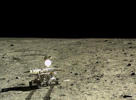 در جی پلاس ببینید: تصاویر شگفت انگیز کاوشگر چینی از ماه + ویدئو
