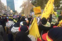 ۱۳ آبان روز یکدلی ملت ایران است