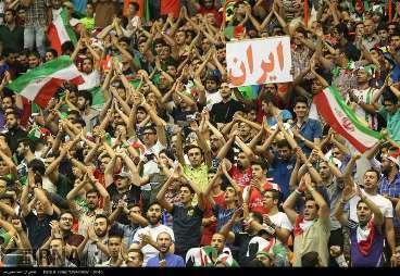 حاشیه های دیدار ایران و لهستان+ تصاویر