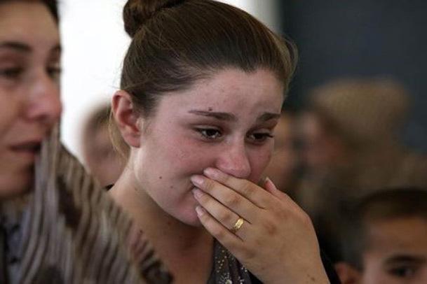 شکنجه و فروش زنان ایزدی توسط داعش