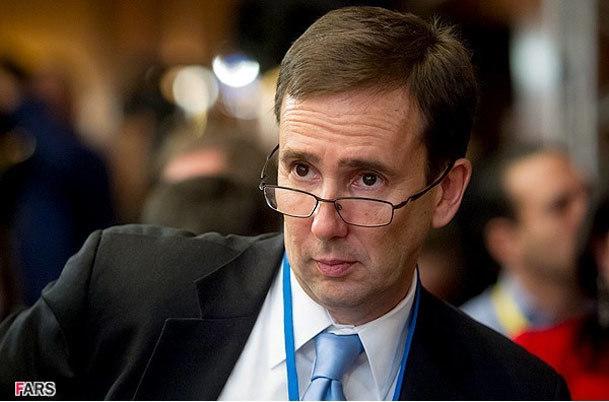 آلن ایر: از دسترسی ایران به پولش جلوگیری نکرده، نمی کنیم و نخواهیم کرد