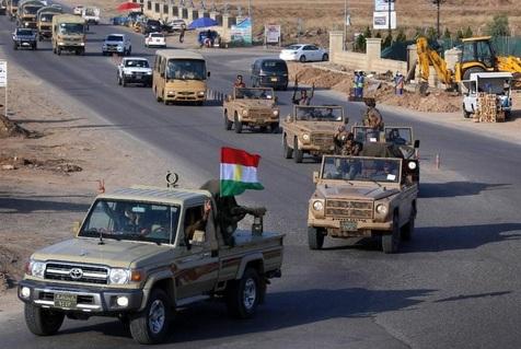 پیشمرگها در جنگ با داعش ۱۲۰۰ کشته دادهاند