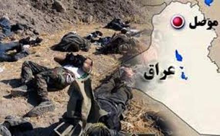 در حمله ارتش سوریه؛ ده ها داعشی کشته شدند
