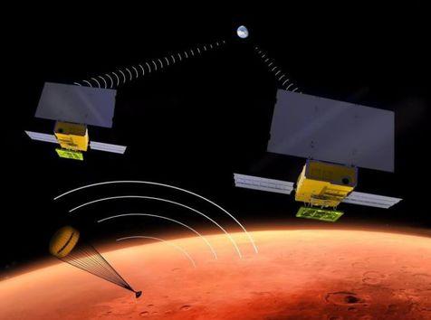 پرواز نخستین کیوبستهای بین سیارهای ناسا 