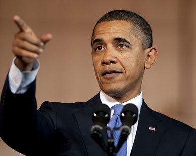 اوباما به جمهوری خواهان: دیوانه بازی را کنار بگذارید