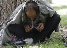 افزایش دوبرابری معتادان