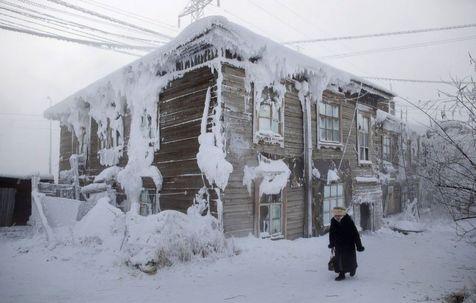 با سردترین روستای جهان آشنا شوید