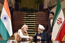 گامهای مستحکم هند به سمت توسعه روابط با ایران