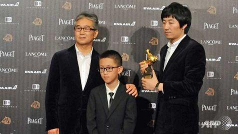 اهدای جوایز اسب طلایی چین با یاد کیارستمی