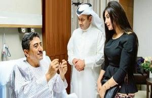 شکستن تلویزیون بخاطر پخش صحنه مبتذل در سریال عربی!