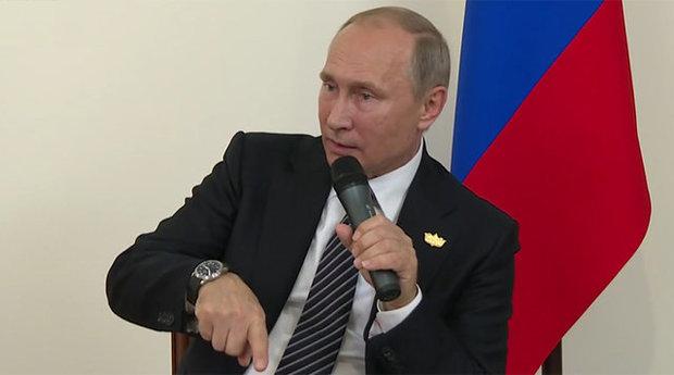 پوتین: به دنبال رویارویی با آمریکا نیستیم