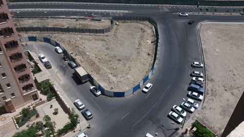 شهرداری پارکی ٢هزار متری را به جای بدهی اش واگذار کرد