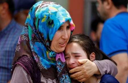 ترکیه عزای عمومی اعلام کرد