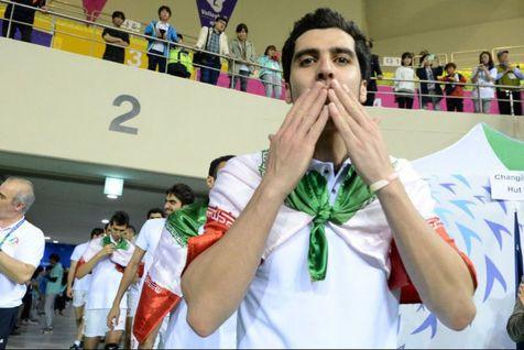 شهرام محمودی: به کسب سهمیه المپیک خوشبینم