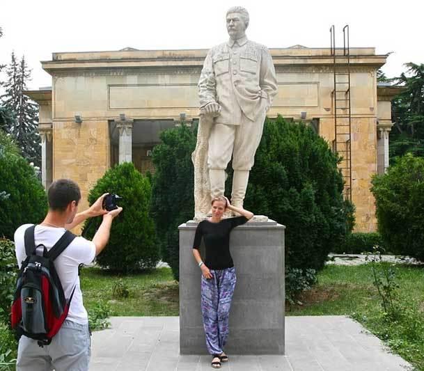 عکس روز/ استالین در موزه