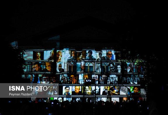 جشنی برای سینمای ایران+ تصاویر