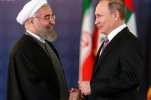 نشست هیئت 590 نفری اقتصادی روسیه در تهران با همتایان ایرانی