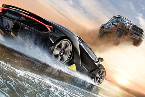 پیش نمایش بازی Forza Horizon 3