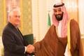 گفتوگوی تلفنی ولیعهد سعودی با وزیر خارجه آمریکا