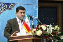 تجلیل معاون استاندار البرز از یادگاران دفاع مقدس در نظرآباد