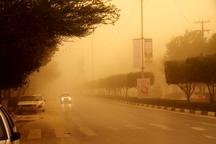 مرکز ملی پایش نسبت به وقوع گرد و غبار در خوزستان هشدار داد