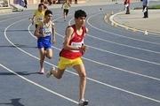 دونده هرمزگانی نایب قهرمان رقابت های کشوری شد