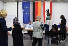 انتخابات آلمان از دریچه دوربین