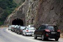 اعمال محدودیت ترافیکی در محورهای رشت قزوین و آستارا اردبیل در روز طبیعت
